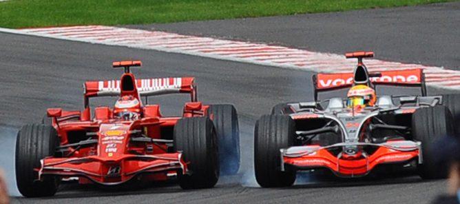 Kimi Räikkönen: el hombre de hielo es Mr. Spa