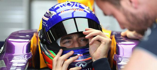 El fichaje de Daniel Ricciardo por Red Bull sería anunciado en el GP de Bélgica 2013