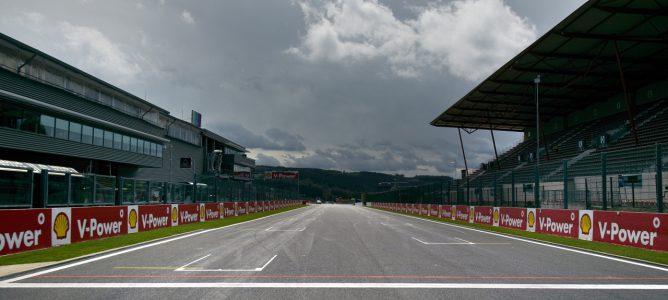 Dos zonas de DRS para el Gran Premio de Bélgica