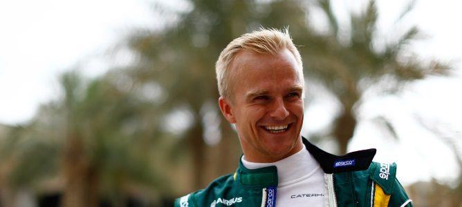"""Heikki Kovalainen: """"El regreso no está en mis manos, todo gira en torno al dinero"""""""
