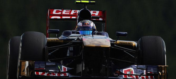 """Daniel Ricciardo: """"Me sentí mucho más cómodo con los neumáticos medios"""""""