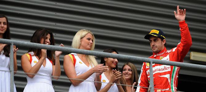 """Fernando Alonso: """"El coche funcionó bien en todas las condiciones"""" 001_small"""
