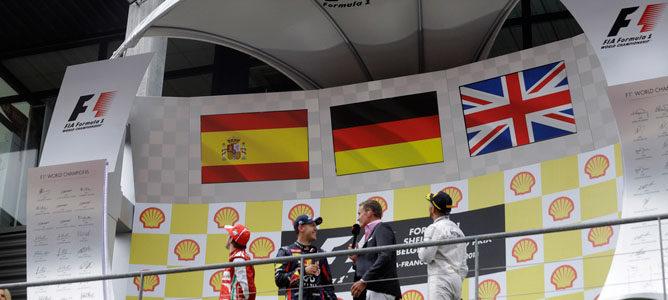 La FIA podría sancionar a los organizadores del GP de Bélgica tras la incursión de Greenpeace