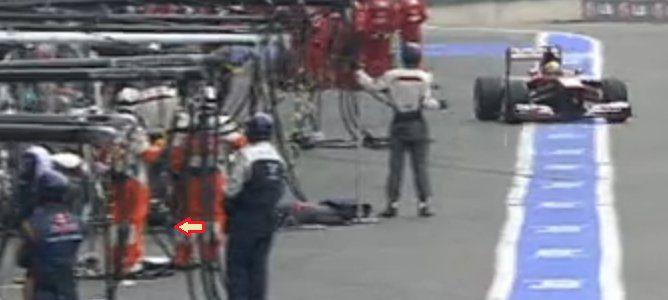 GP de Bélgica 2013: Las polémicas una a una