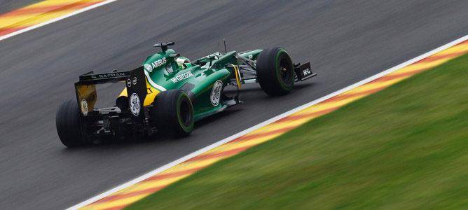 """Heikki Kovalainen busca un asiento titular para 2014: """"Ese es claramente mi objetivo"""""""