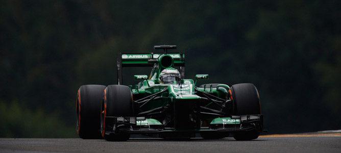 """Heikki Kovalainen: """"Tengo la sensación de que tengo más que dar en la F1"""""""