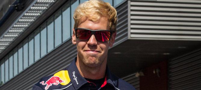"""Sebastian Vettel confía en su RB9 para Monza: """"Podemos ser bastante optimistas"""""""