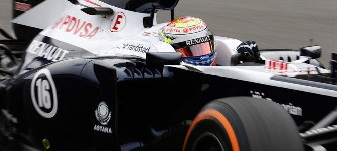 """Maldonado cree que el FW35 necesita """"tres o cuatro décimas"""" para estar en el 'top-ten'"""