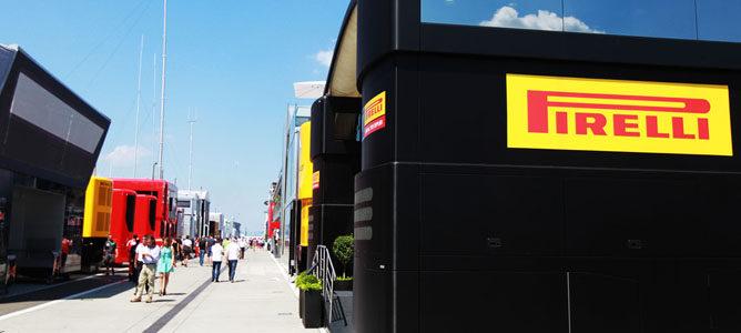 """Hembery, sobre Monza: """"El sobrecalentamiento y el 'blistering' pueden ser un problema"""""""