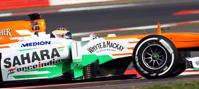 James Calado se convierte en el tercer piloto del equipo Force India