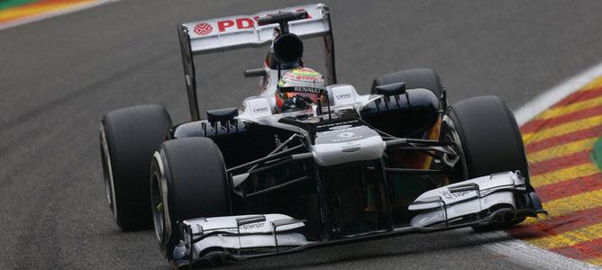 """Pastor Maldonado: """"Nuestro coche tiene una buena velocidad punta"""""""