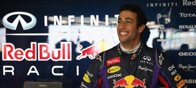 Oficial: Red Bull se decanta por Daniel Ricciardo para 2014