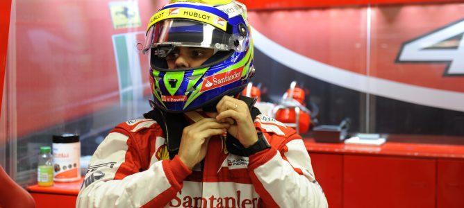 Felipe Massa mantiene su fe y cree poder mantener su asiento en Ferrari
