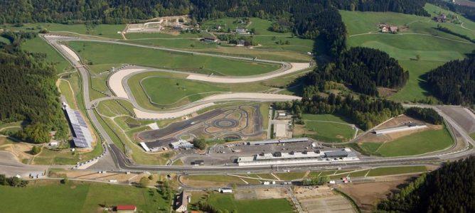 Austria comienza los trabajos de adecuación en el Red Bull Ring