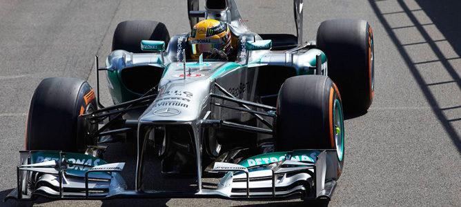 """Lewis Hamilton: """"Monza es un circuito realmente increíble"""""""
