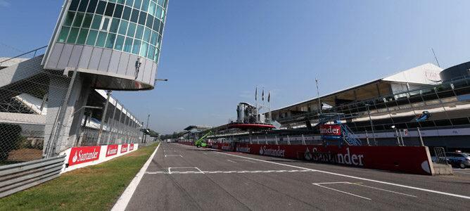 GP Italia 2013 F1