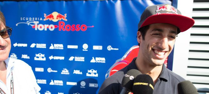 "Sergio Pérez: ""A Ricciardo le espera un futuro brillante en Red Bull"""