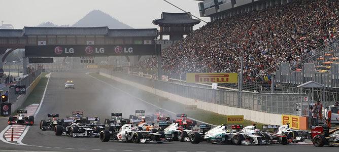 Pirelli revela sus asignaciones para Corea, Japón e India