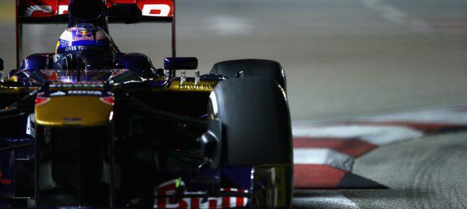 """Daniel Ricciardo: """"Estoy un poco decepcionado, podría haber superado a Button"""""""