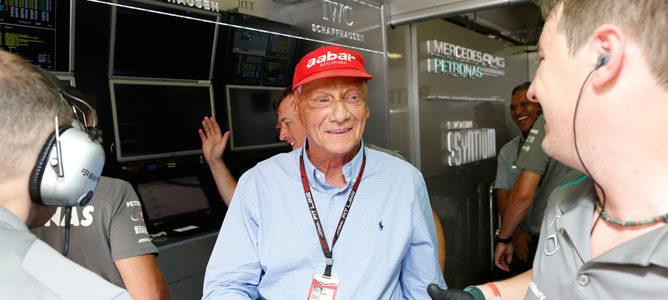 """Lauda alaba a Vettel: """"Me quito el sombrero ante su rendimiento en Singapur"""""""