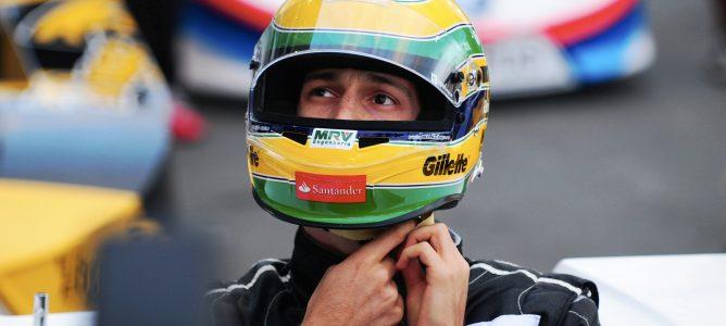 Bruno Senna en el Desafio das Estrelas