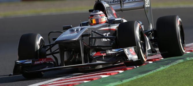 Parrilla de salida definitiva del Gran Premio de Japón