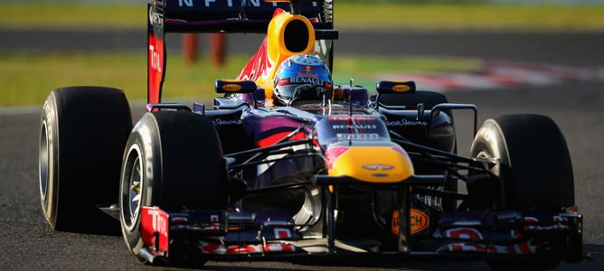 Vettel se une al selecto grupo de pilotos que han encadenado cinco victorias consecutivas