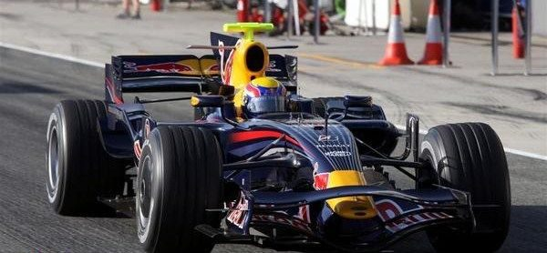 Webber ha sido el más rápido hoy en Jerez