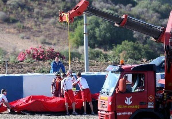 Kovalainen es el más rápido en el último día en Jerez