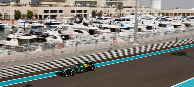 """Heikki Kovalainen: """"Ha sido una buena sesión para ayudar al equipo"""""""