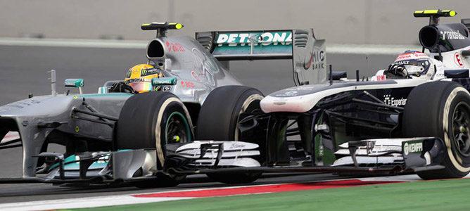 Oficial: Valtteri Bottas seguirá, junto a Massa, en Williams para 2014