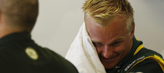 Mika Salo cree que Kovalainen es la mejor opción para sustituir a Kimi en Lotus