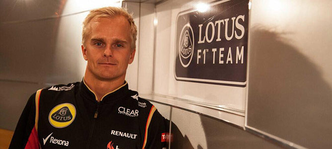 Oficial: Lotus escoge a Heikki Kovalainen como sustituto de Räikkönen