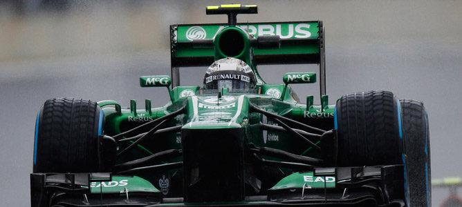 Análisis F1 2013: Caterham, temporada sin oportunidades