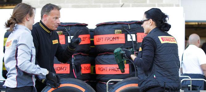 Pirelli organizará un test para probar los neumáticos de 2014