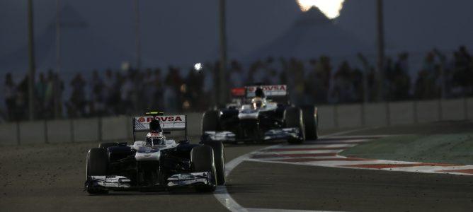 Análisis F1 2013: Williams, a la deriva