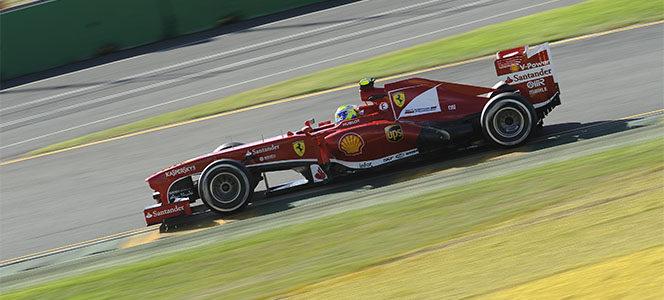 Análisis F1 2013: Ferrari, quiero y no puedo