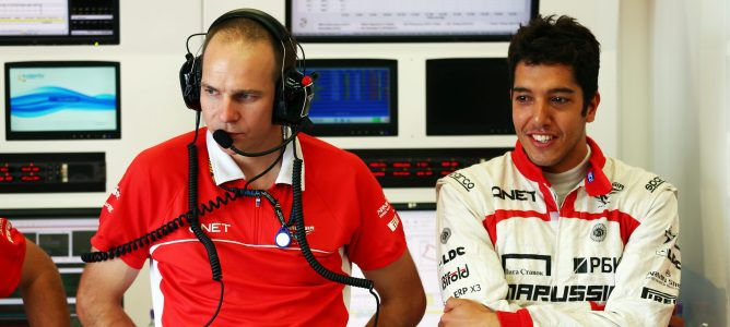 Rodolfo González confirma que Pirelli le ha ofrecido ser piloto probador en 2014