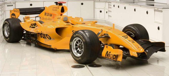 La idea de volver al color naranja en 2014 se habría diluido en McLaren