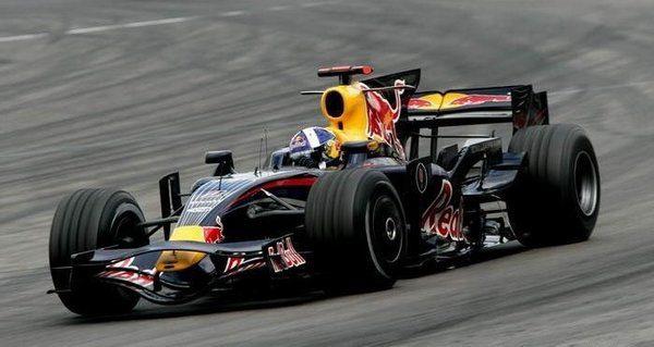 Coulthard usará el mismo motor por tercera carrera