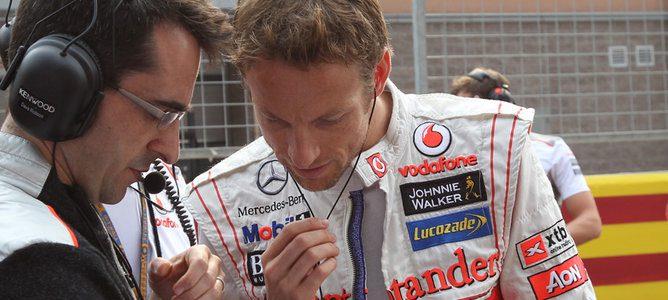 El equipo McLaren renueva su patrocinio con el Banco Santander