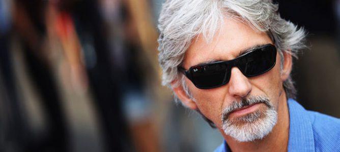 """Damon Hill: """"La F1 es más segura hoy en día"""""""