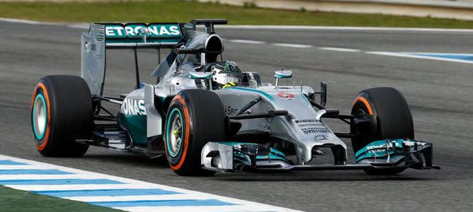 Nico Rosberg gana la pole de Abu Dhabi