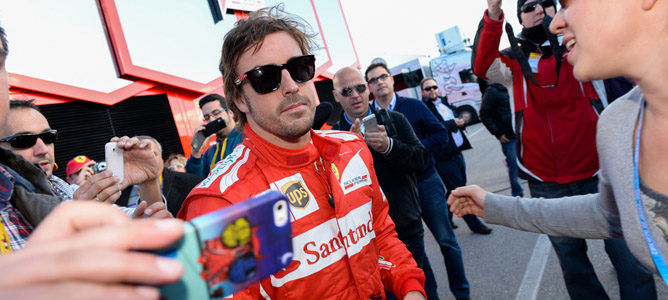 """Alonso revela que está """"un 80 por cierto"""" preparado para la nueva temporada de F1"""