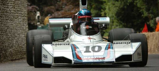 Martini se prepara para volver a la F1 junto al equipo Williams