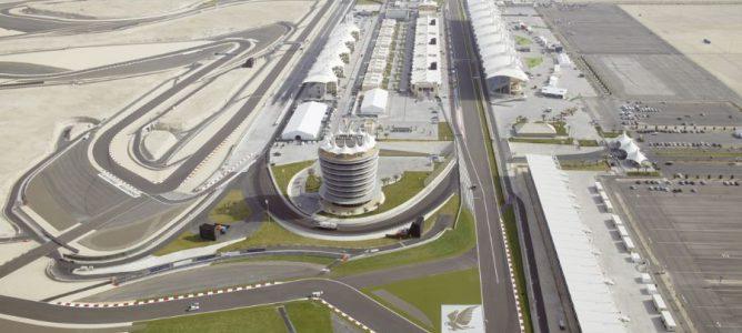 Alineación de pilotos para los segundos test de la pretemporada 2014 en Baréin