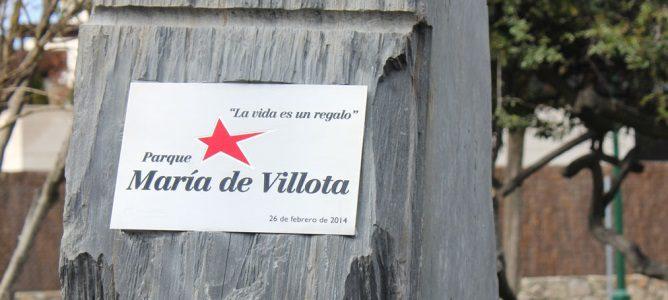 El Parque María de Villota, inaugurado en Alcobendas
