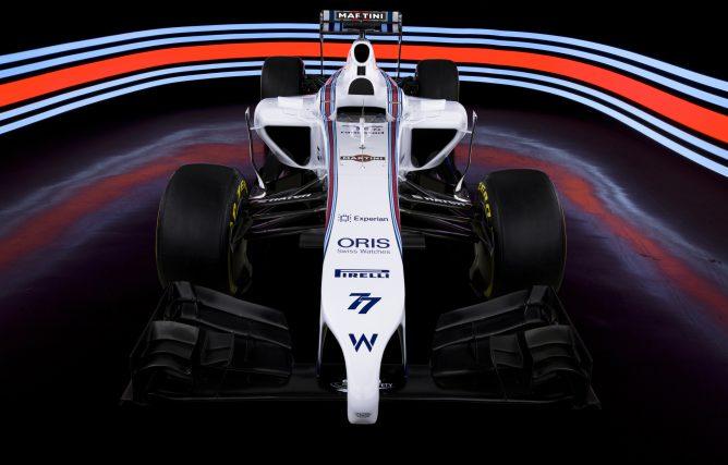 Williams presenta la decoración definitiva del FW36 de 2014