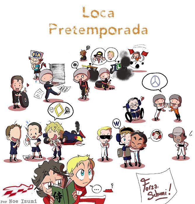 Los Chibis (132:): Loca Pretemporada