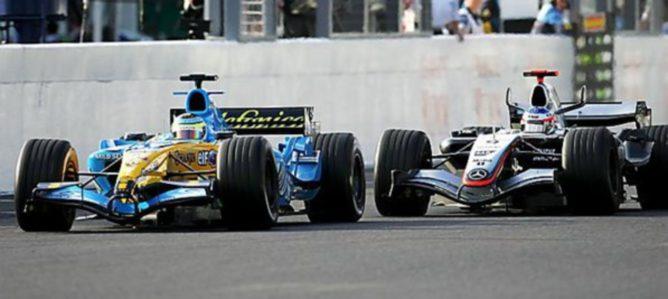 GP de Australia: Recordando a Giancarlo Fisichella